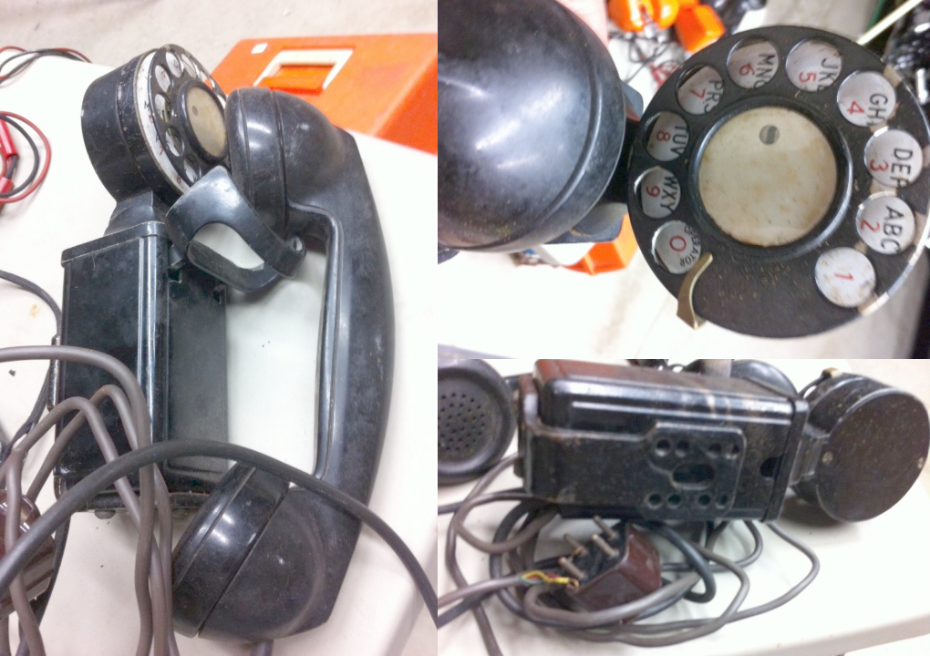 Restore and Rewire a 1930s Telephone: 5 Steps (with Pictures) on
