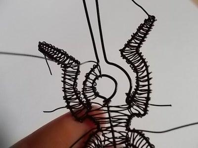 Weaving Around the Loop
