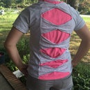 Bow Back T-shirt