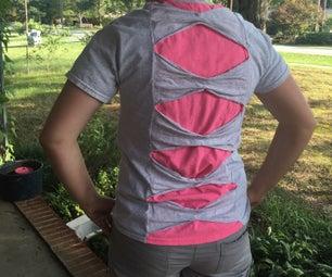 Bow Back T-shirt
