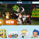 Child Safe Netflix - iPad/iPhone