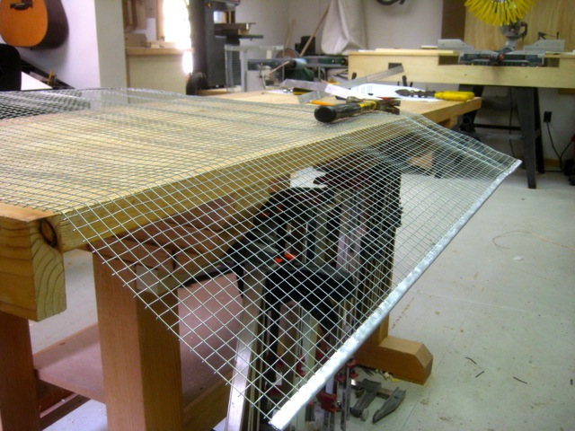Picture of Building the Reflector