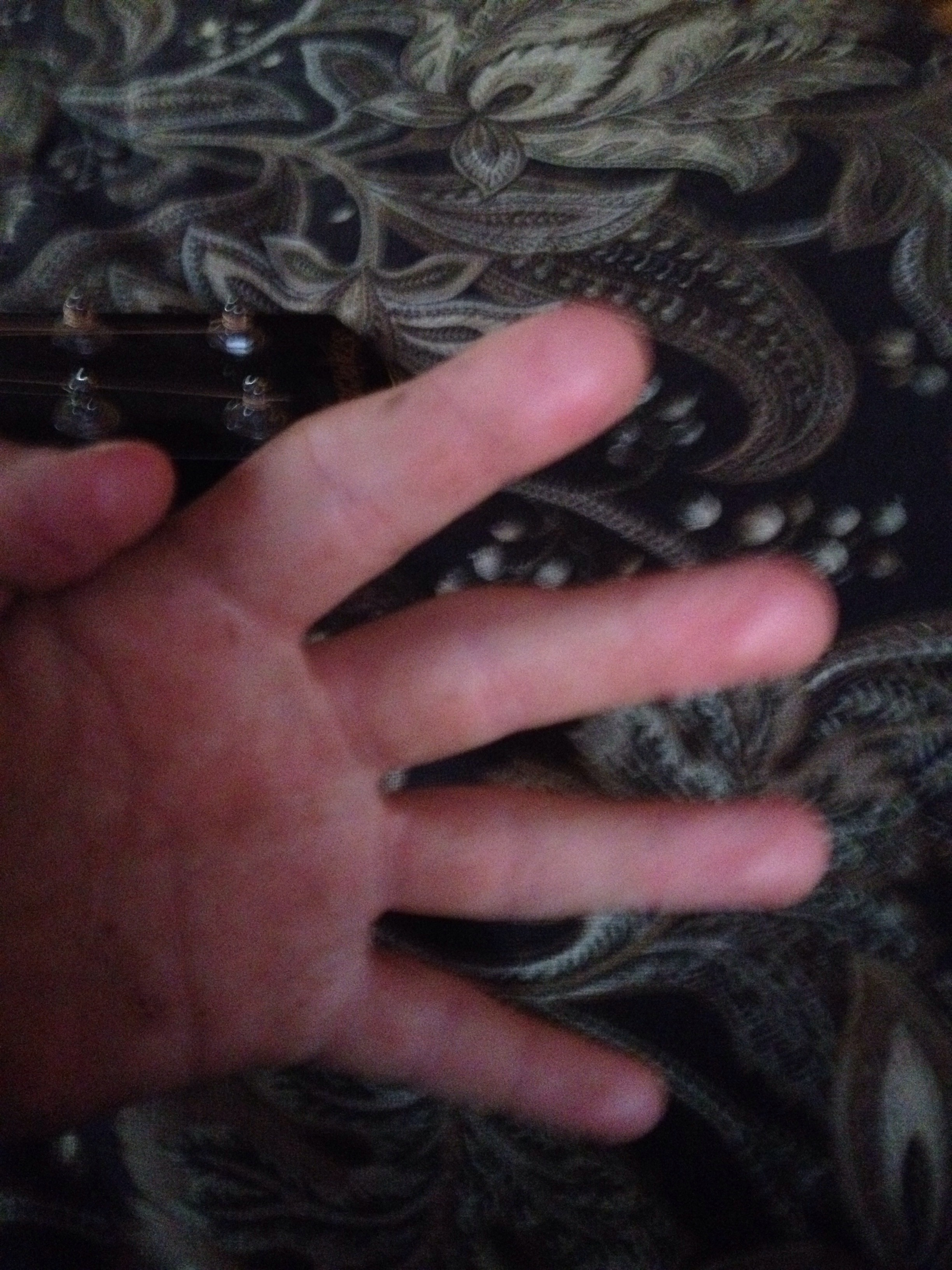 Picture of Four Finger Lick