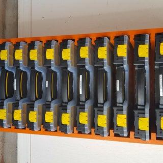 Electronics Components Storage Cabinet II