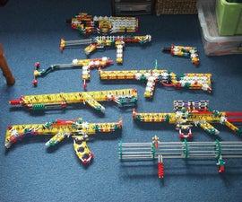 The Guide To K'nex Guns