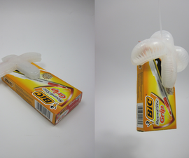 Air-Powered Soft Robotic Gripper