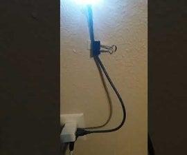 USB 10mm LED Lamp