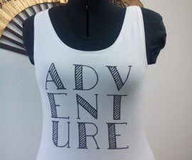 Draw on Your Shirts (Typography and More)