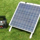 Emergency Solar Generator - for Everyone