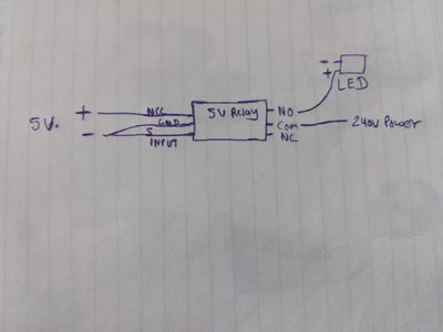 How to Add Relay Module?