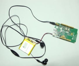 Linkit ONE Music Player