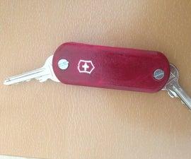 Swiss Army EDC Key Holder