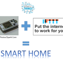 IoT controlled Smart Lamp/Outlet using spark core and IFTTT