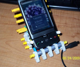 Knex Fold Up Phone Dock.