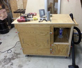 Portable Dust Collection System with Noise Reduction & Dust Separator using Shop Vac