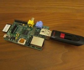 Mounting a USB Thumb Drive With the Raspberry Pi