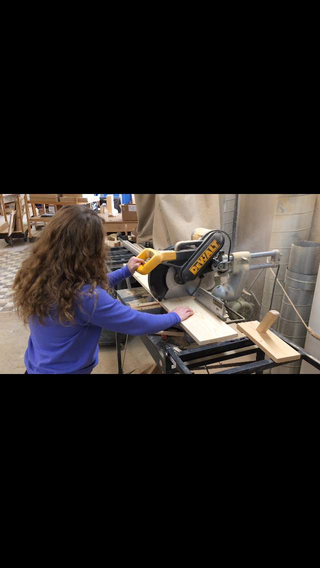 Picture of Step 1: Measure and Cut Using a Miter or Circular Saw
