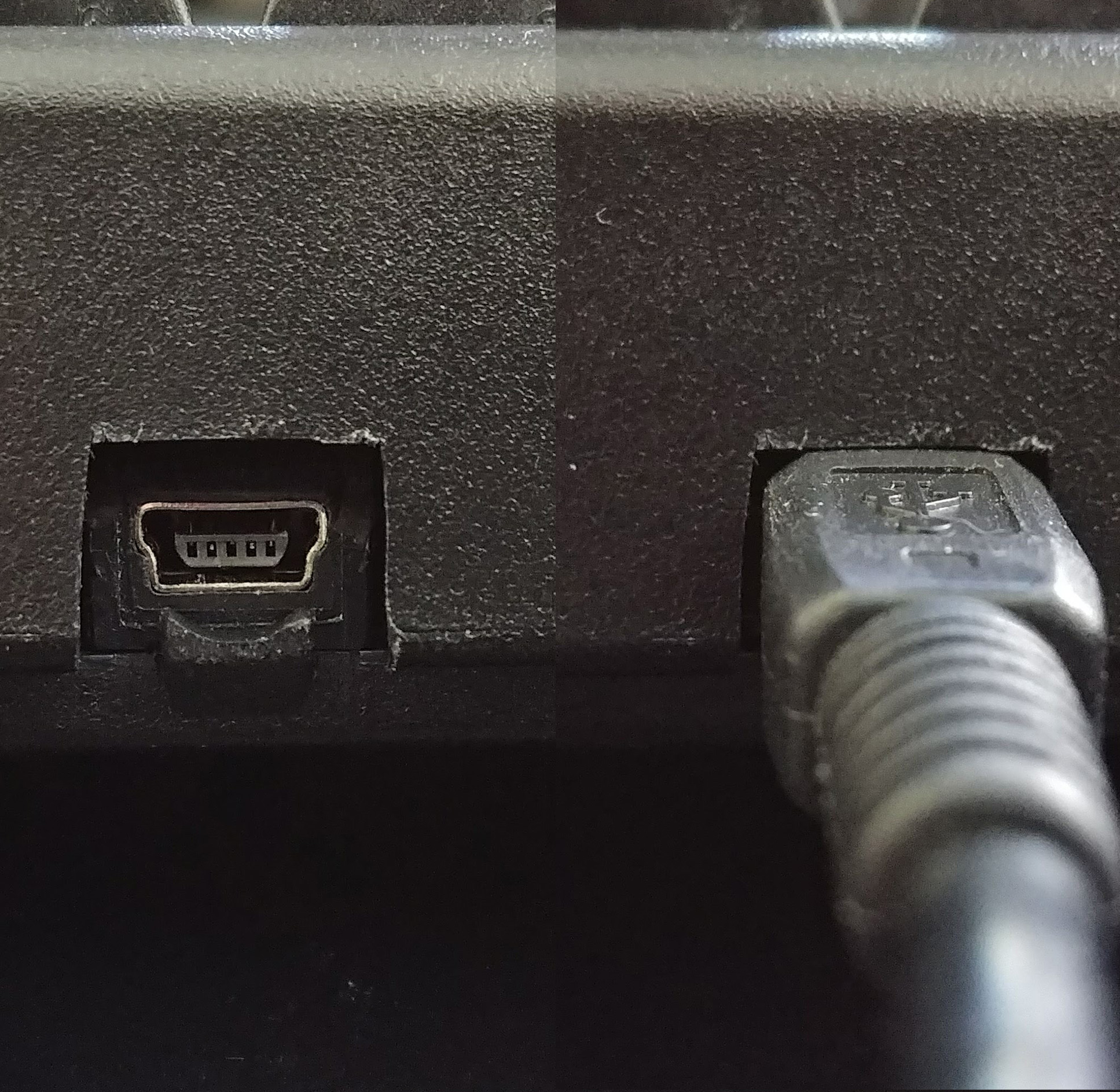 Picture of Keyboard Mod: Detachable USB