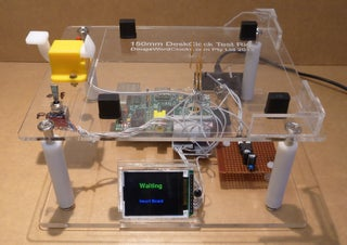 A Programming Jig for Our DougsWordClock.com DeskClock Boards