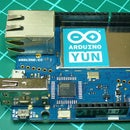 twitter and the Arduino Yún