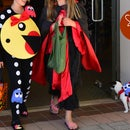 Steps for your Mrs. Pacman Costume
