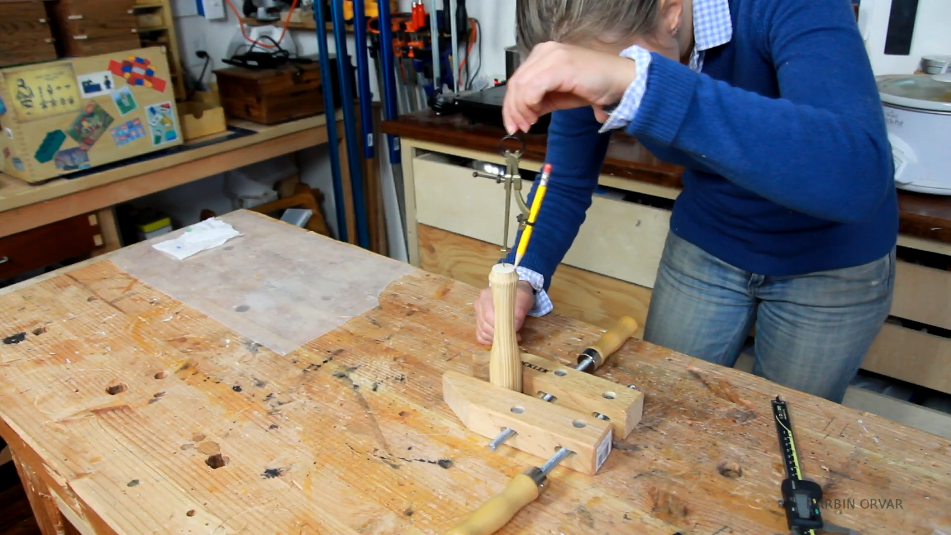 Picture of Drilling & Gluing
