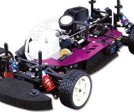 Nitro RC Cars