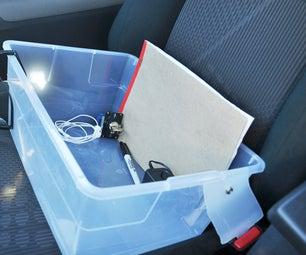 Seat Belt Buckling Box