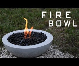 How to Make a Fire Bowl