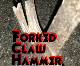 Forked Claw Hammer