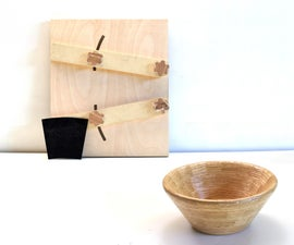 Simple Sled for Perfect Segmented Bowls