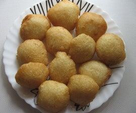 Rava Paniyaram : an Easy to Make 3 Ingredient Snack Food