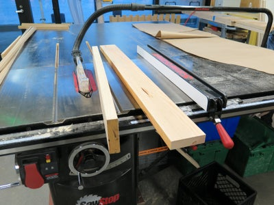 Table Saw the Other Edge
