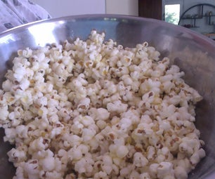 How to Make Sweet and Salty Popcorn