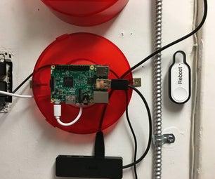 Raspberry Pi Safe Shutdown/Reboot With Amazon Dash Buttons