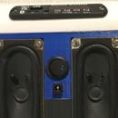 3D Printed Bluetooth Boombox