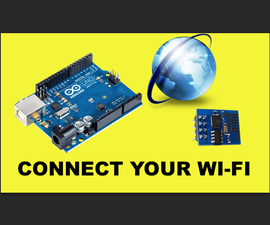 Let's Be Online With Arduino! /Esp-8266
