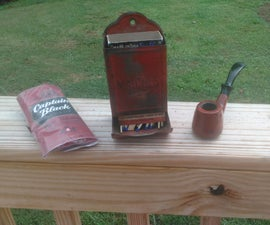 How to Pack a Tobacco Pipe