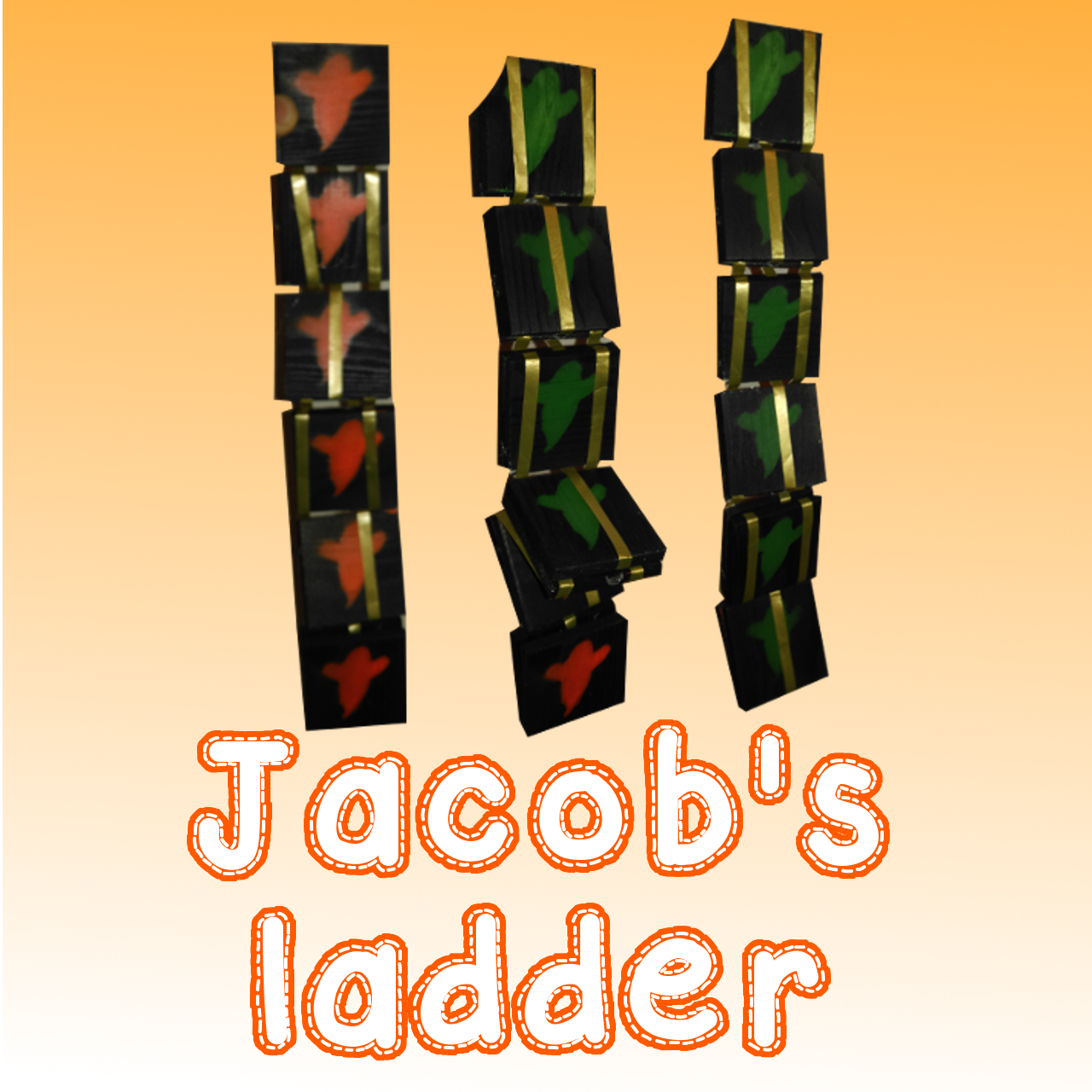 Picture of How to Make a Jacob's Ladder (Spooky Edition!)
