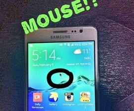 Using KeyBoard & Mouse on Android!?