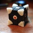 Rubix Companion cube!