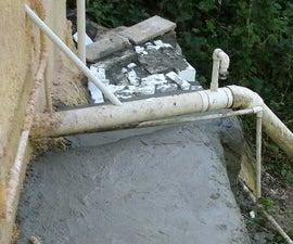 Styrofoam Concrete