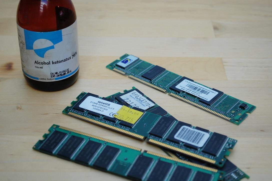 Picture of Prepairing Your RAM