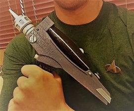 3D Printed: Star Trek Classic Phaser