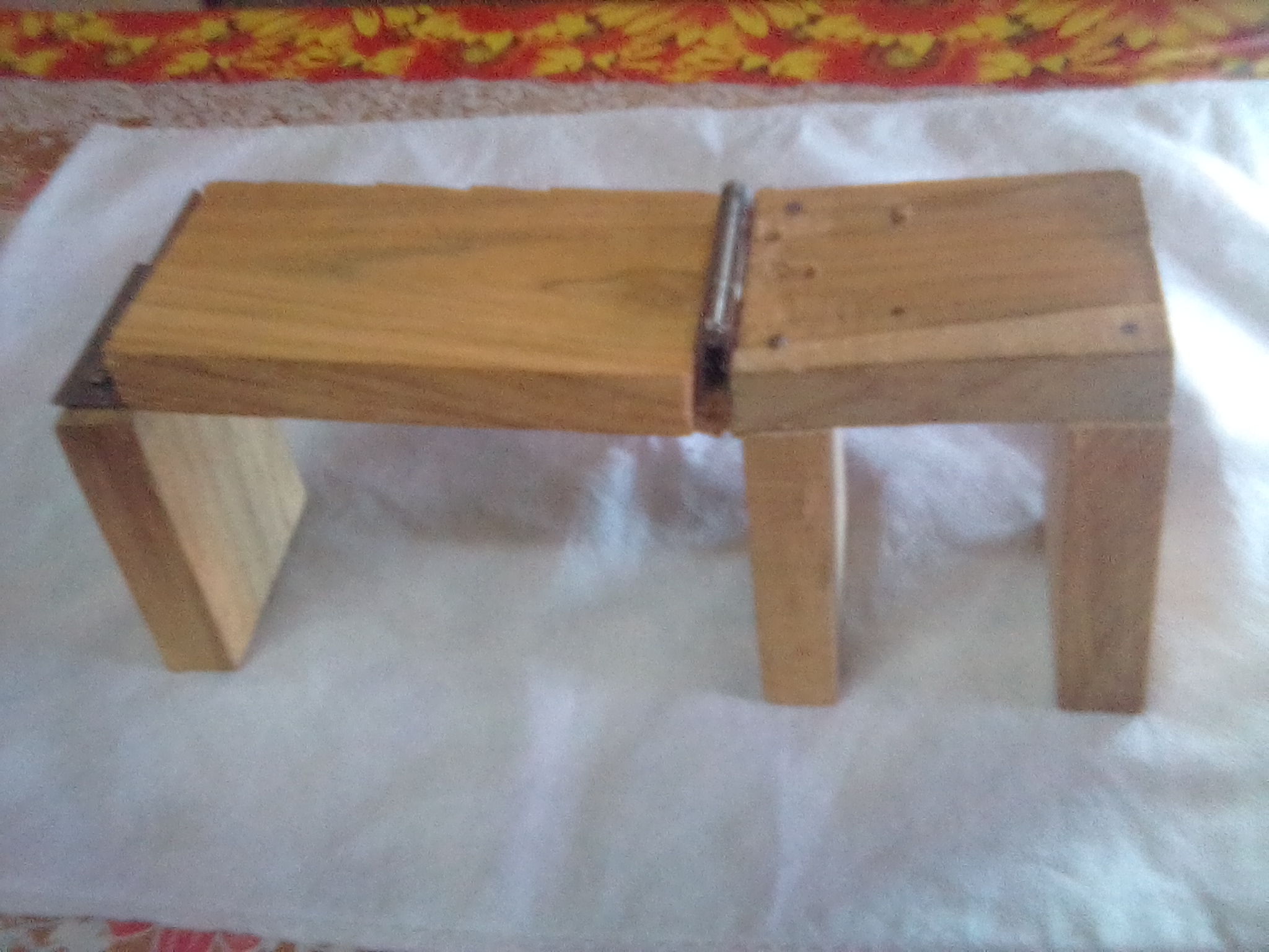 Picture of & PULL DOWN BACKWARD TO MAKE IT TABLE