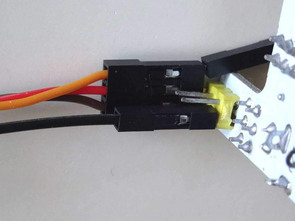 Picture of Connect the Servo to Arduino