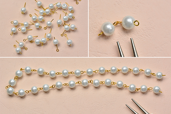 Picture of Make the Pearl Necklace Strand