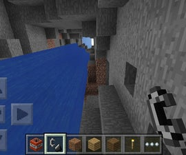 How To Mine In Minecraft Pe