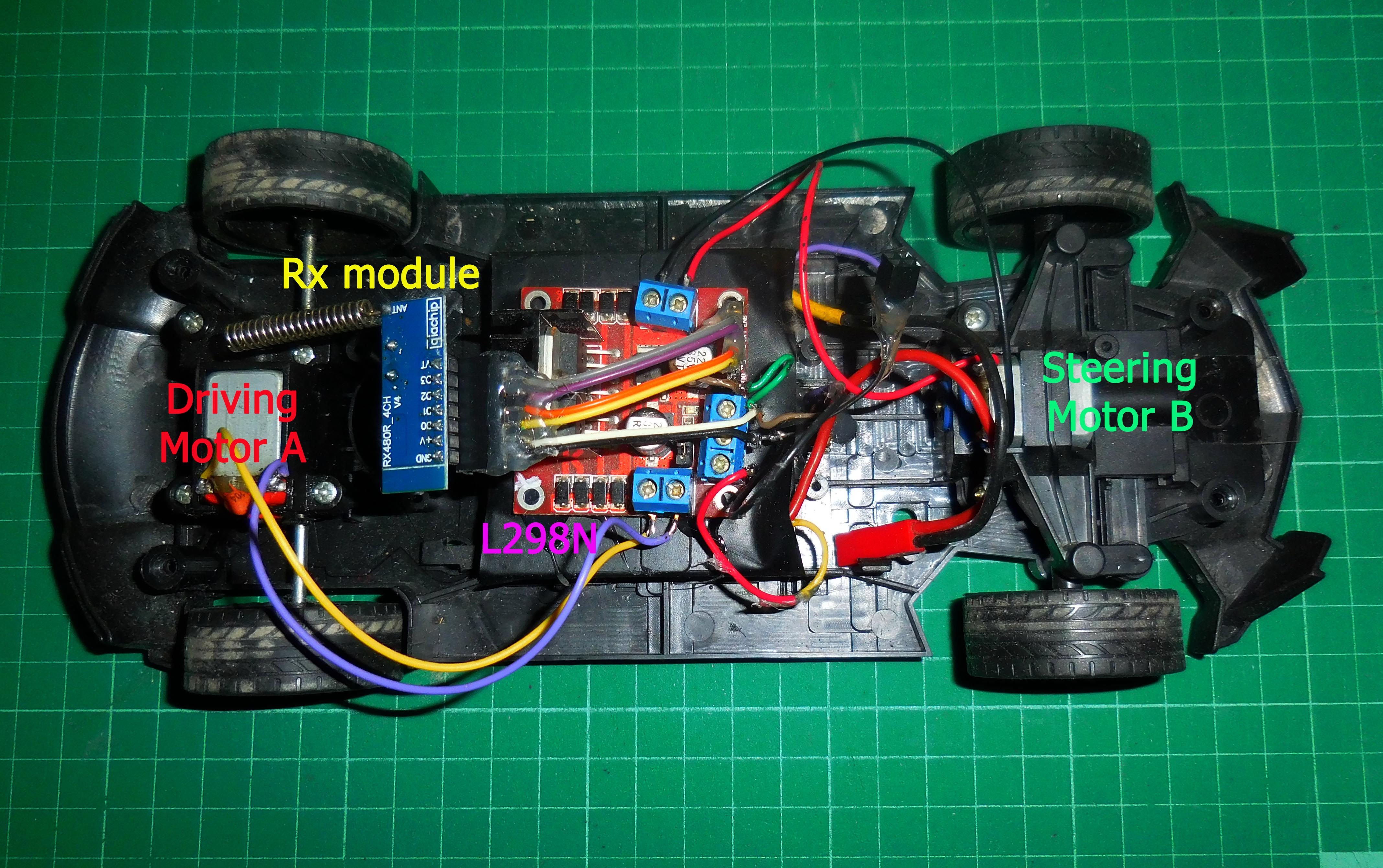 Picture of RC Car Building