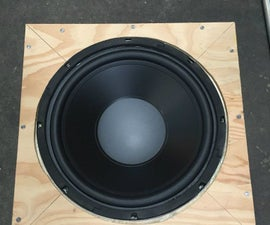 Build an Inexpensive Sub-woofer